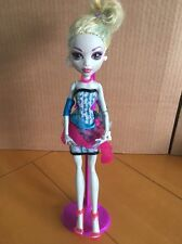 Monster High Pre LOVED Lagoona Azul Muñeca