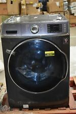 """Samsung WF56H9100AG 30"""" Onyx Front-Load Washer #45787 CLN"""