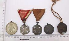 POSTEN Orden Österreich Joseph Tapferkeit Truppenkreuz ULLR WW1 WK1 BADGE MEDAL