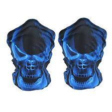 Kapscomoto Skull Masks Motorcycle Riding Tube Face Mask Multifunctional Outdoor