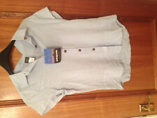 Blue Womens Patagonia shirt - size 8. New ^