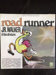 Junior Walker Roadrunner Lp Original Still Sealed 1960s US Issue
