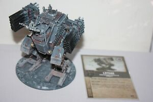WELL PAINTED DUST TACTICS 1947 LOTHAR AXIS WALKER