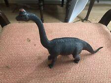 "2000 Brachiosaurus Toy Dinosaur 7.5"" Tall x 9"" Long"