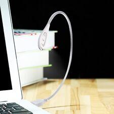 USB Light Lamp Flexible Bright Mini 3 LED for Notebook Computer Desktop PC
