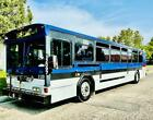 1997 GILLIG 40 FOOT BUS IN SHOWROOM CONDITION WITH MASSIVE M11 DIESEL ENGINE