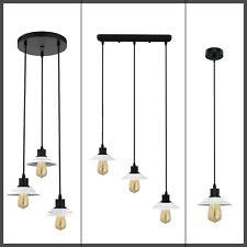Modern Retro Pendant Lampshade Vintage Metal Ceiling Chandelier Light Shade