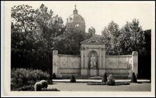 WIEN VIENNA Österreich AK Partie am Grillparzer-Denkmal
