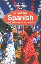 Lonely Planet Fast Talk Spanish (Phrasebook), Lonely Planet, New Book