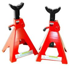 New Pair of 12 Ton Jack Stands Adjustable Height Safety Shop Equipment Tools