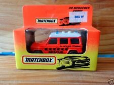 Matchbox Mercedes-Benz Diecast Cars with Unopened Box