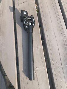 Suntour SP-12 NCX 27.2mm Sattelstütze - Schwarz