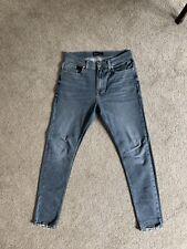 Zara Comfort Skinny Jeans Blue Size 32 Denim