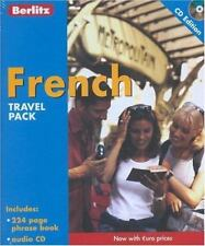 Brand New - French : Travel Pack by Berlitz Publishing Staff (2002, CD /book