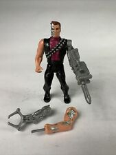"1991 Kenner Terminator 2 Power Arm Figure 5.5"" Complete W/ Free Shipping"