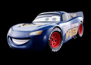 Voitures 3 Disney/Pixar Fabulous Lightning Mcqueen Chogokin Die-Cast Model