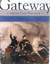 Special Civil War Issue Gateway Magazine Missouri History Museum battles books