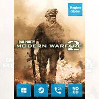 Call of Duty Modern Warfare 2 COD MW for PC Game Steam Key Region Free