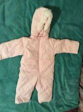 GAP Pink Baby Winter/ SnowSuit 6-12 mos.