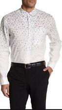 John Varvatos Collection –Long Sleeve Slim Fit Shirt M. $248