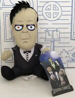 """New The Addams Family Movie Lurch Plush Doll Toy Factory Monster Stuffed 7"""" NWT"""