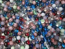 Wholesale Glass Marbles by the Pound ONLY $2.59 per lb.9/16 INCH-15mm diam BULK
