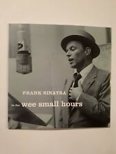 FRANK SINATRA - IN THE WEE SMALL HOURS (Cd) Brand new not sealed.