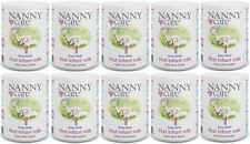NANNYCare Stage 1 First Infant Milk - 400g (Pack of 10)