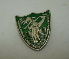 Vtg Pin of Panhellenic Association of Veterans-Friends of Macedonia Thrace Forts