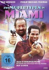 Zwei Supertypen In Miami alle 6 filme DVD deutsch 1991