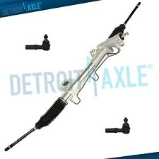 4Wd Complete Power Steering Rack and Pinion for 2002 03 2004 2005 Dodge Ram 1500