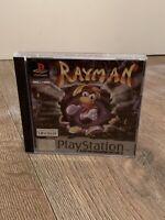 Rayman (Sony PlayStation 1, 1996)