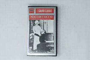VHS NOCI DI COCCO M & R FILM & FILM  FRATELLI MARX 1929 [MF-007]