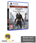 Brand New Assassins Creed Valhalla (PS5) Limited Edition Free UK P&P