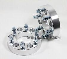 2 Pcs Hub Centric Wheel Spacers 6x135 To 6x135 87.1 CB 14x2.0 Studs 25MM 1 Inch