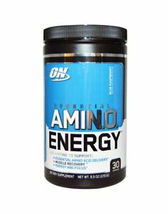 Optimum Nutrition Essential Amino Energy Muscle Recovery & Focus - 270g