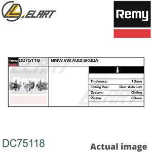 BRAKE CALIPER FOR VW AUDI SKODA PASSAT VARIANT 3B5 AHL ADP ANA ARM ADR APT REMY