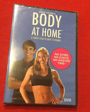 Jorge Cruise's Body at Home: A Simple Plan to Drop 10 Pounds DVD 2009 Brand New