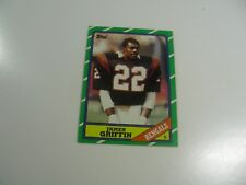 James Griffin 1986 Topps card #265