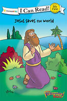 The Beginner's Bible Jesus Saves the World (I Can Read! / The Beginner's Bible),