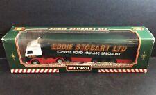 Corgi Eddie Stobart Volvo Curtainside Trailer #59504 1:64 Diecast Model Truck (F
