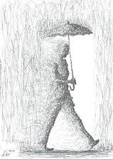 """""""Prozess der Individualisierung"""" - Zeichnung (Originalkopie)"""