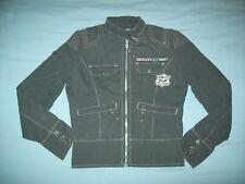 Henley's Khaki Green Flying jacket size 1  (8-10)