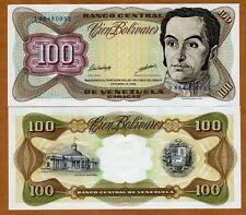 Venezuela, 100 Bolivares, 1998, P-66g, UNC