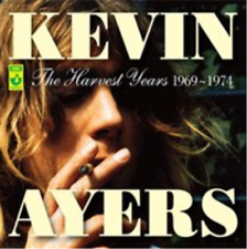 Kevin Ayers-The Harvest Years  CD / Box Set NEW