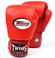 Twins red Gloves BGVL-8oz 10oz12oz 14oz 16oz 18oz Black MuayThai/Boxing /K1/MMA