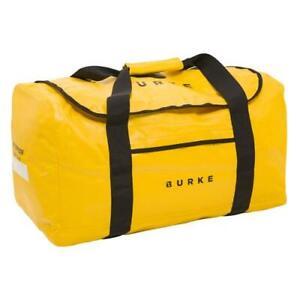 Burke Waterproof Gear Bag 70L Yellow