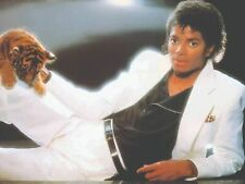 Michael Jackson  Pet Tiger Thriller  18X24 POSTER NEW