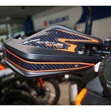 Adesivi 3D Protezioni Paramani compatibili con KTM Super Adventure S ed R 2021