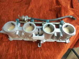 Einzeldrossel Renneinspritzung 45mm Klappen